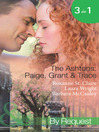 The Ashtons: Paige, Grant & Trace (eBook)